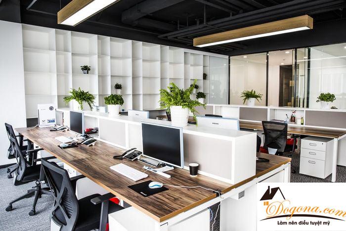 Mẫu nội thất văn phòng 1