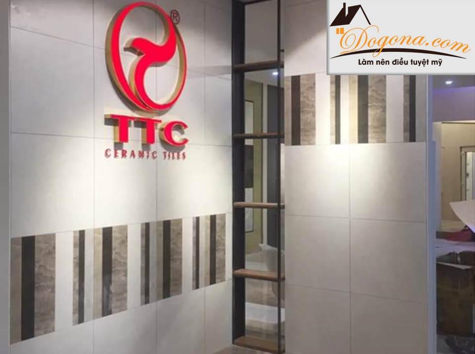 Gian hàng triễn lãm công ty TTC