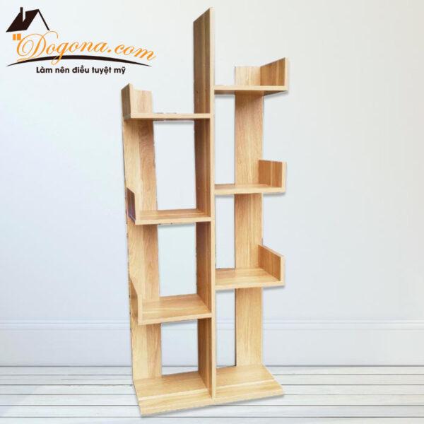 Kệ trang trí gỗ hình cây xương rồng 1