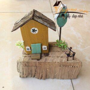 Trang gỗ decor – hẹn ước tuổi 30